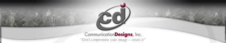 Services - Communication Designs, Inc.